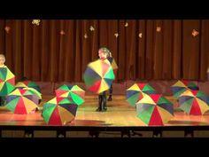 Ovigála Esernyős tánc Napraforgó cs - YouTube
