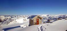 Breidablikk, Folgefonna National Park in Hardanger, Norway