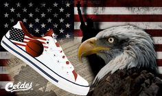 Casual high quality canvas shoes with famous destinations from around the world. Nba Basketball, Bald Eagle, Lovers, Usa, Game, American, Canvas, Shoes, Fashion