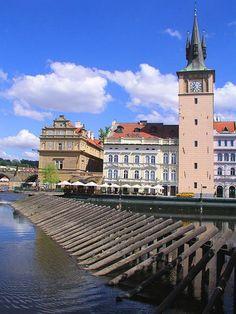 Smetana's Museum Novotného lávka, Prague, Czech Republic Prague Czech, Bulgaria, Czech Republic, Us Travel, Hungary, Romania, Poland, Museum, Explore