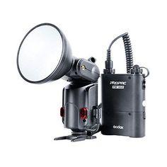 Godox Witstro AD180 Portable Flash Speedlite Light W/ PB960 Battery Kit Quality#