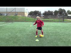 Footwork Cryuff-Ronaldo - YouTube