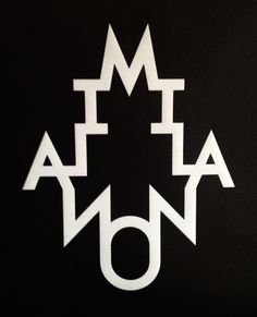 I love this logo! Milano . Milan . Logo . Brand . Rinascente . Italy . Graphic Design . Typography .