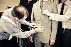 Since Bobby's Fashions has crafted bespoke suits, custom shirts, and accessories in Hong Kong. Bespoke Suit, Bespoke Tailoring, Online Tailor, Tailored Suits, Mens Suits, Custom Shirts, Trip Advisor, Suit Jacket, Blazer
