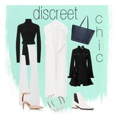 """""""Discreet Chic"""" by modaoperandi on Polyvore featuring Cushnie Et Ochs, TIBI, Rosetta Getty, J.W. Anderson and more!"""