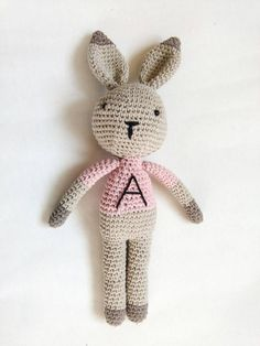 Check out this item in my Etsy shop https://www.etsy.com/uk/listing/513610407/bunny-rabbit-easter-gift-amigurumi
