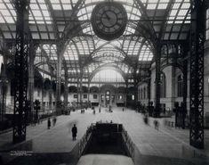 What a pity. The original Pennsylvania Station was razed in 1963.