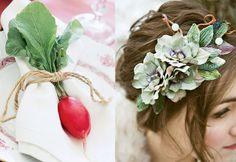 Wednesday Wedding Inspiration: Earth