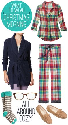 what to wear christmas morning