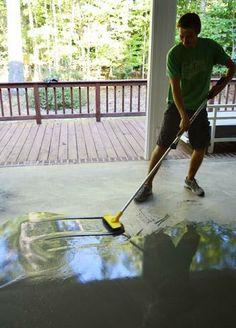 Leveling a Concrete Floor | Pinterest | Concrete floor, Concrete and ...