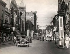 Cumberland, MD around the 30's or 40's.