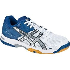 Asics Gel Rocket 6 Women Blue White
