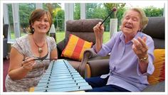 Using Music to Engage Alzheimer's Patients