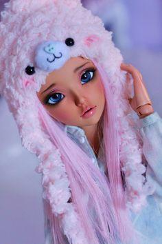 Pretty BJD Girl Dolls | bjd tanning | Tumblr