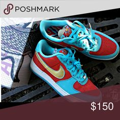 a658956072ce Air Force 1s year of the dragon New af1 yotd Nike Shoes Sneakers Year Of The