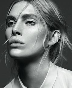 Gaia Repossi you and your sick jewelry rock my world. Photos: David Sims for Repossi featuring Iselin Steiro via WWD David Sims, Jewelry Editorial, Editorial Fashion, Beauty Photography, Fashion Photography, Gaia Repossi, Monica Rose, By Any Means Necessary, Spring Summer