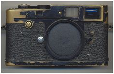 This is the 39th production black M2. It was originally owned by Inge Morath, famous Magnum photographer