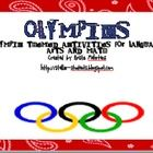 Get ready for some academic Olympics in your classroom.  This 52 page document is filled with games to use in stations or as an Olympic themed part...