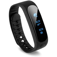 Smartwatch Bluetooth Bracelet Sport (Ip67 Waterproof, Pedometer, Remote Control Camera  #ClipsArmWristbands