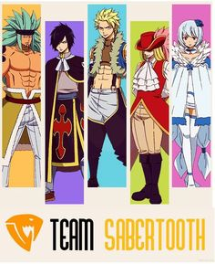 Team Sabertooth
