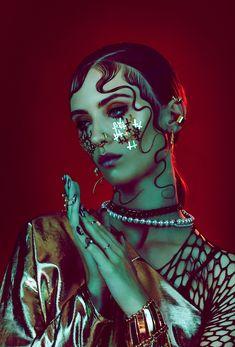 Cleo Cwiek by Jamie Nelson #inspiration #photography