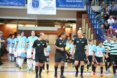Póvoa Futsal perde por 0-5 frente a um Sporting de outra dimensão