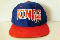 Sacramento Kings NEW Vintage Snapback Hat