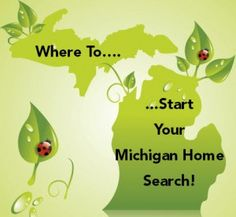 Michigan home buying. Cute picture