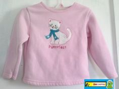 Cat Perfect Garanimal's 3t Pink blouse $7.00