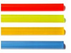 Acrylglas XT Rundstab, fluoreszierend kaufen | Modulor