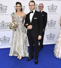 Swedish Royal Family Attend Polar Music Prize 2017