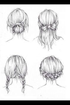 Cute hairstyles :)