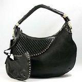 Versace 2212 Particular Style Ladies Bag-Black