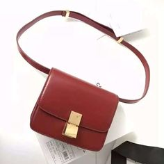 Celine Mini Classic Box Flap Bag 100% Authentic 80% Off  c0b7a6a2a6872