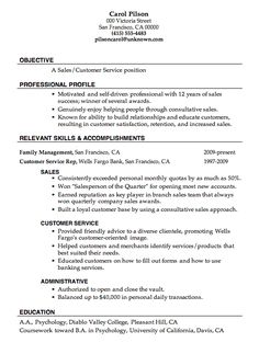 Customer Service Objecttive For Resume Calzadodeseguridadlaboral Com
