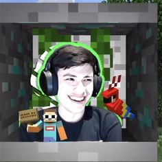 Minecraft Videos, Minecraft Art, Pretty Boy Swag, Pretty Boys, Mc Video, Dream Friends, Baby George, Just Dream, Perfect Boy