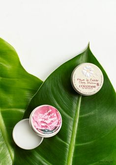 Spring Beauty L'Occitane Solid Perfume / Garance Doré