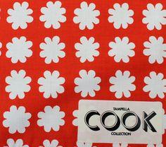 Vintage retro Napkin Placemat small by TopNotchScandinavia on Etsy
