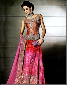 http://www.ManishMalhotra.in/landing/ Bridal Wear 2014 for #Desi #IndianWedding ~