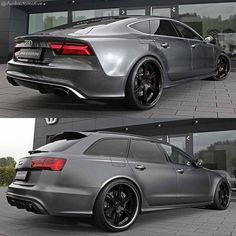RS7 or RS6?