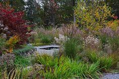 """James Golden, paisajista USA y su Jardín """"Federal Twist"""""""