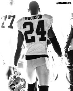 """Charles Woodson has announced his decision to retire following the 2015 season. #18years"""