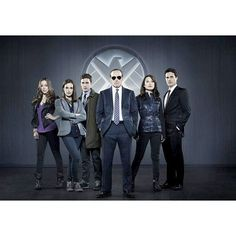 'Marvel's Agents of S.H.I.E.L.D.' ❤ liked on Polyvore featuring agents of shield, marvel and shield