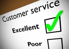 Create an exceptional customer service experience by following these top tips. #KeyToSuccess #CustomerService