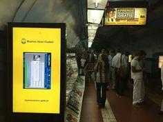 Errores de usabilidad en cartelería digital...