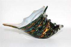 Glasmuschel Murano Glas Muschel Strandmuschel Glasschale Handarbeit