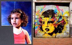 stinkfish | bogota | kids | portrait | colombia | south-america | graffiti | street art |