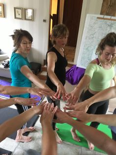 Mandala on retreat...www.goyogaretreats.co.uk