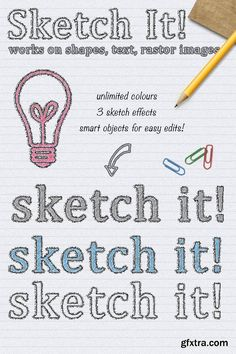 Sketch Text Maker
