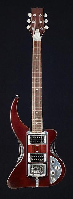 Norton Guitars | Skel SE Guitar. Truly horrible!